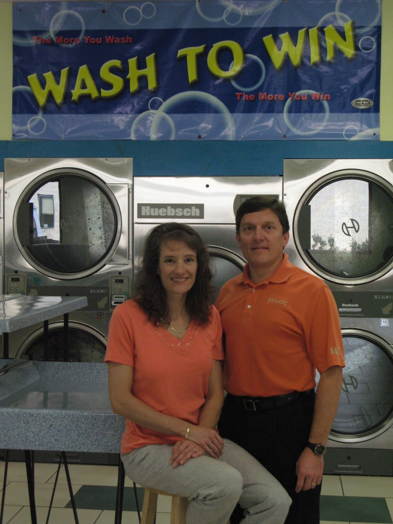Spintastic Owners Caron And Greg Sowers