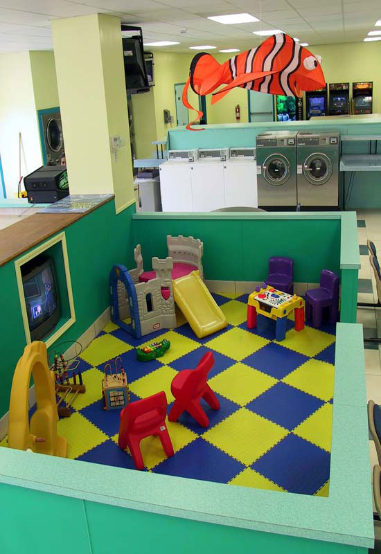 Safe And Comfortable Kid's Play Area