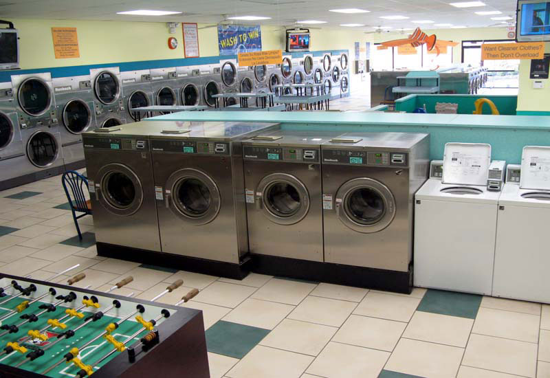 Our Spotless Laundromat